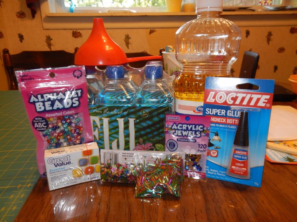 Easy to make sensory toys (1/6)
