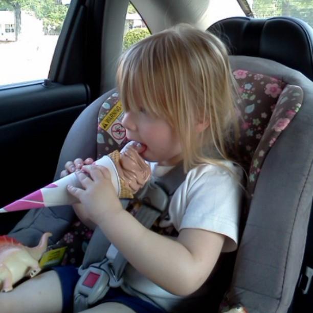 Ice cream makes it all better