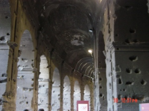 Coliseum Hallway