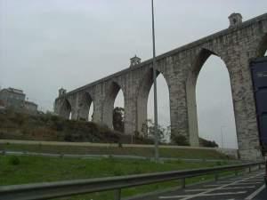 Lisbon Archways