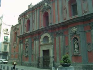 Church in Naples