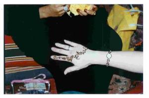 henna tattoo2