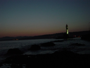 Crete at Dawn