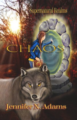 Chaos Cover EBOOK