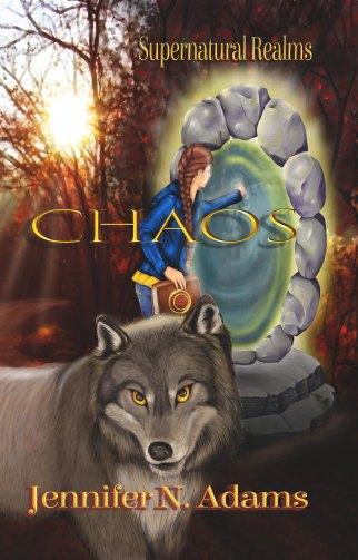 Chaos Cover EBOOK